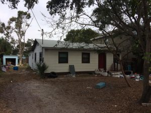 Sell a damaged rental to a South Tampa Builder