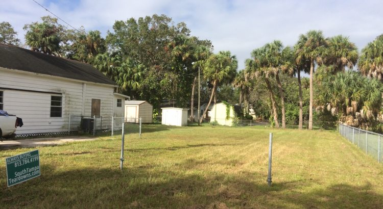 Lot Values in South Tampa