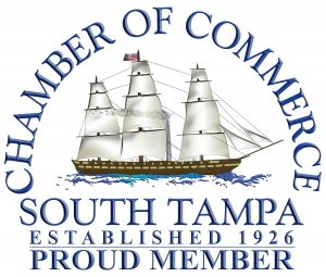 Proud Member of the South Tampa Chamber of Commerce
