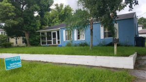Lot Sold to South Tampa Builder in Virginia Park